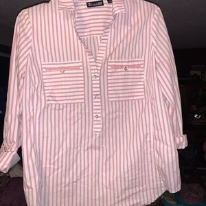 New York and Co Button Down Size M
